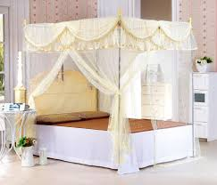 New Full Size Canopy Bed with Modern Lines — Ccrcroselawn Design