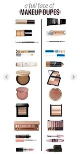 a face full of makeup dupes high end vs makeup can you believe the believe dupes makeupdupes makeup