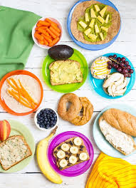 round school lunch table. A Round-up Of More Than 20 Sandwich Spreads For Some New Healthy School Lunch Round Table