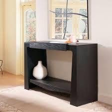 hallway console table. Ballinger Modern Hallway Console Table, Black Table F
