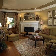 Living Room Cabinets With Glass Doors Traditional Living Room Wall Wit Glass Door Cabinets Stone Wall
