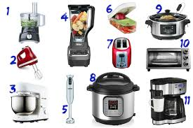 small cooking appliances. Delighful Small STAND MIXER If You Use A Mixer To Make And Knead Bread Dough  Large Batches Of Cookies Even Shred Meat Poultry My Pick Is The Cheftronic  To Small Cooking Appliances C