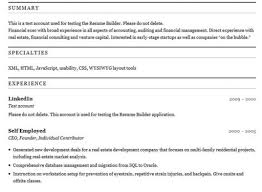 Cv Maker Online Free Build Your Own Resume Create Your Own Resume