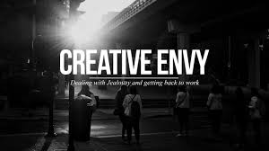 How To Deal With Creative Envy As A Photographer