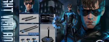SooSooToys Doubles Down On Titans Dick Grayson With 1/6 Night Vigilante  Figure | Toy Origin