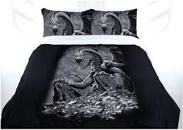 full size of black and white single bed quilt cover plain argos covers green eyed dragon