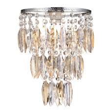 contemporary silver chrome champagne acrylic bedroom ceiling pendant lamp shade