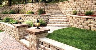 small garden retaining wall ideas retaining garden wall ideas chic brick garden wall designs garden walls