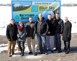 Blue Sky Recognizes Corporate Partners - PembinaValleyOnline.com