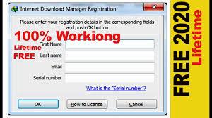 Idm or internet download manager 6.38 build 16. Free Registration Idm Lifetime Serial Key 2020 New Trick 2k20 Youtube