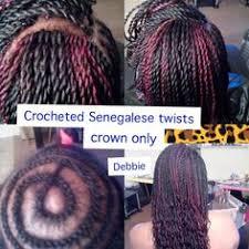 Braid Pattern For Crochet Senegalese Twist Magnificent Crochet Braids Senegalese Twists Crotchet Styles Pinterest