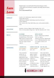 Resume Template 2017 Cool Pin By Sandra Potts On Resume And Cover Letter Samples Pinterest