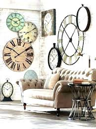 clocks for kitchen wall large big clock best uk cl