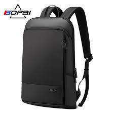 <b>BOPAI</b> Slim Men Backpack Thin Ultralight <b>Laptop Backpack</b> for 15.6 ...
