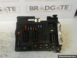 used parts citroen for in rotherham pistonheads citroen c5 hdi 2001 2004 2 0 fuse box in engine bay