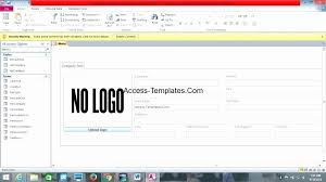 Ms Access 2007 Templates Download Microsoft Access 2007 Template Inspirational Access 2007