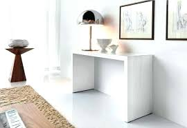 modern white console table. Interesting Modern All Modern Console Table With Drawers White  Wood  For Modern White Console Table L