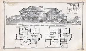 Victorian House Plans One Story House Plans House Plans 10153Victorian Cottage Plans