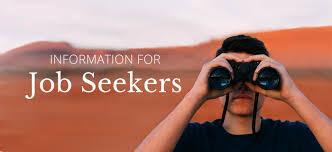 job seeker job seeker