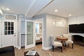 Light Colors In A Basement Renovation Small Space Love Pinterest Best Northern Virginia Basement Remodeling Concept Interior