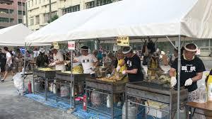 屋台たくさんの豊洲町会 盆踊り大会 2019が開催へ事前に盆踊り練習
