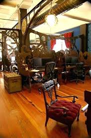 steampunk office. Best Steampunk Office Images On Interior Desks At Game Studios Desk