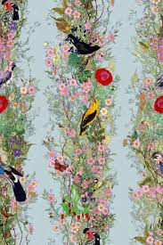The Fruit Looters wallpaper. As part of their 25th year in textiles and  surface design