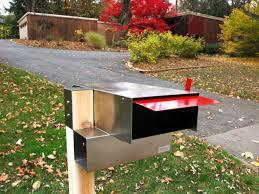 custom mailbox. Custom Modern Mailboxes Mailbox