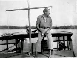 baugh s blog photo essay pilar hemingway s boat at finca vigia ernest hemingway aboard pilar in key west florida 1934 or 1935
