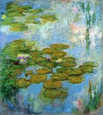 claude monet nymphéas water lilies 1916 1919 fondation