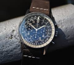 Black On Navitimer tbt An - Breitling All With Icon Hands