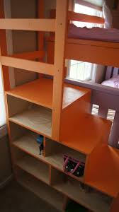 Diy Bunk Beds With Plans Guide Patterns Bed For Kids Clipgoo Stairs