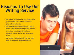 best essay writing service online  examinations 4 reasons to use our writing service
