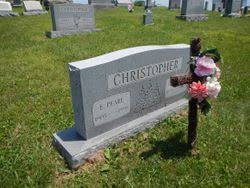 Evelyn Pearl Wolfe Christopher (1905-1998) - Find A Grave Memorial
