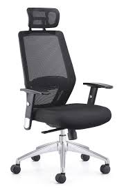 merax high back office mesh chair computer gaming reclining with headrest