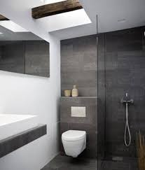 small modern bathroom. Bathroom:Small Modern Bathroom Design Space Of Grey Ideas Decorated With Simple Floating Singular Picture Small