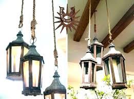 pillar candle chandelier real lighting hanging non rectangular bronze chan