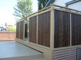 Comfy Image Bamboo Privacy Screen Ideas Good Bamboo Privacy Screen Peter  Chin Bamboo in Balcony Privacy