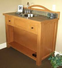 vintage kitchen sink cabinet meetly co