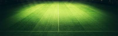 green grass soccer field. Green Grass Soccer Field Background Green