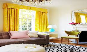 Yellow Curtains For Living Room Bedrooms Curtains Designs Living Room Color Scheme Ideas Living