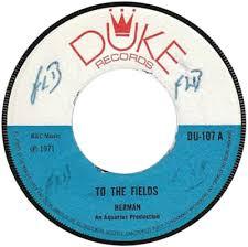 45cat - Herman - To The Fields / Fields Version - Duke - UK - DU 107