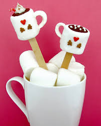 hot chocolate mug writing template. Modren Mug You Can Eat Them Off Of The Stick Or Even Stir Into Your Hot Cocoa Throughout Hot Chocolate Mug Writing Template F