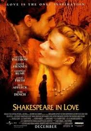 shakespeare in love  shakespeare in love 1998 poster jpg