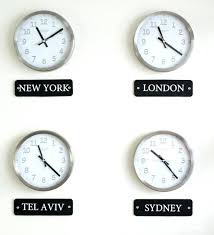 large office wall clocks. office wall clocks international world display more large . i