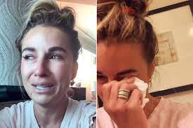 Jessie James Decker cries over comments ...