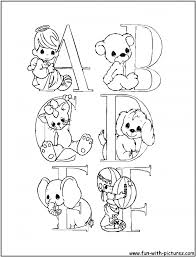 Small Picture Good Precious Moments Alphabet Coloring Pages 25 For Coloring