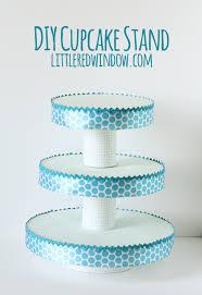 Retro Dot Cake Stand