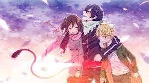 Anime Boy, Anime Girl ...