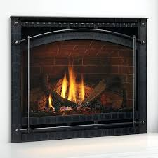 heat slimline gas fireplace n glo er installation kit and heat n glo direct vent fireplace